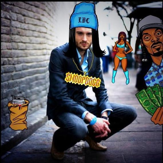 Snoopify Snoop Lion