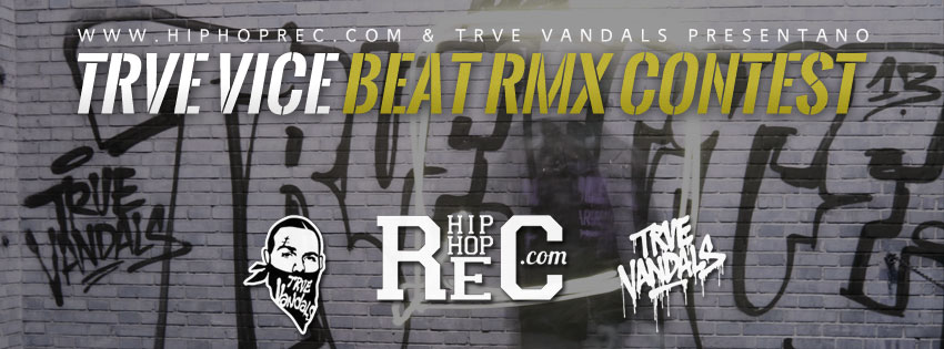 TRVE_VICE_beat_remix_contest