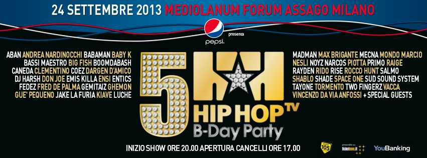 Hip Hop tv Bday Party 5