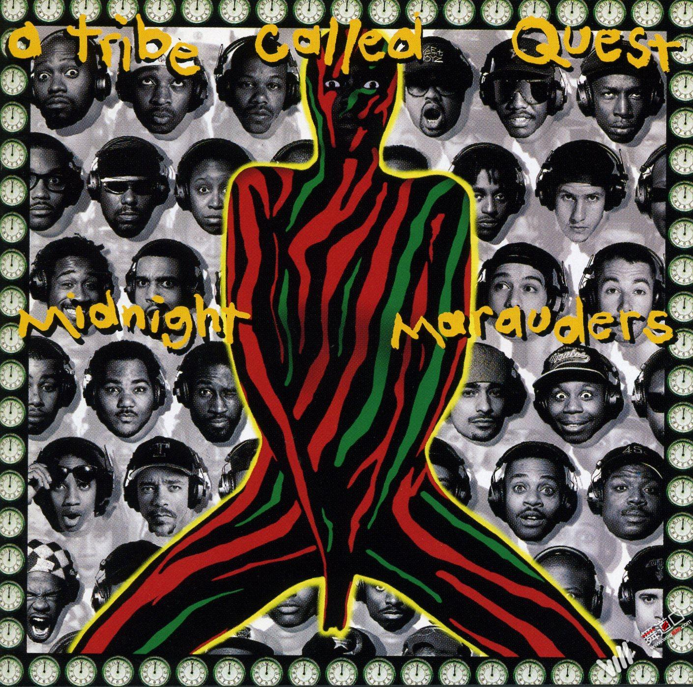 A Tribe Called Quest - Lyrics to Go
