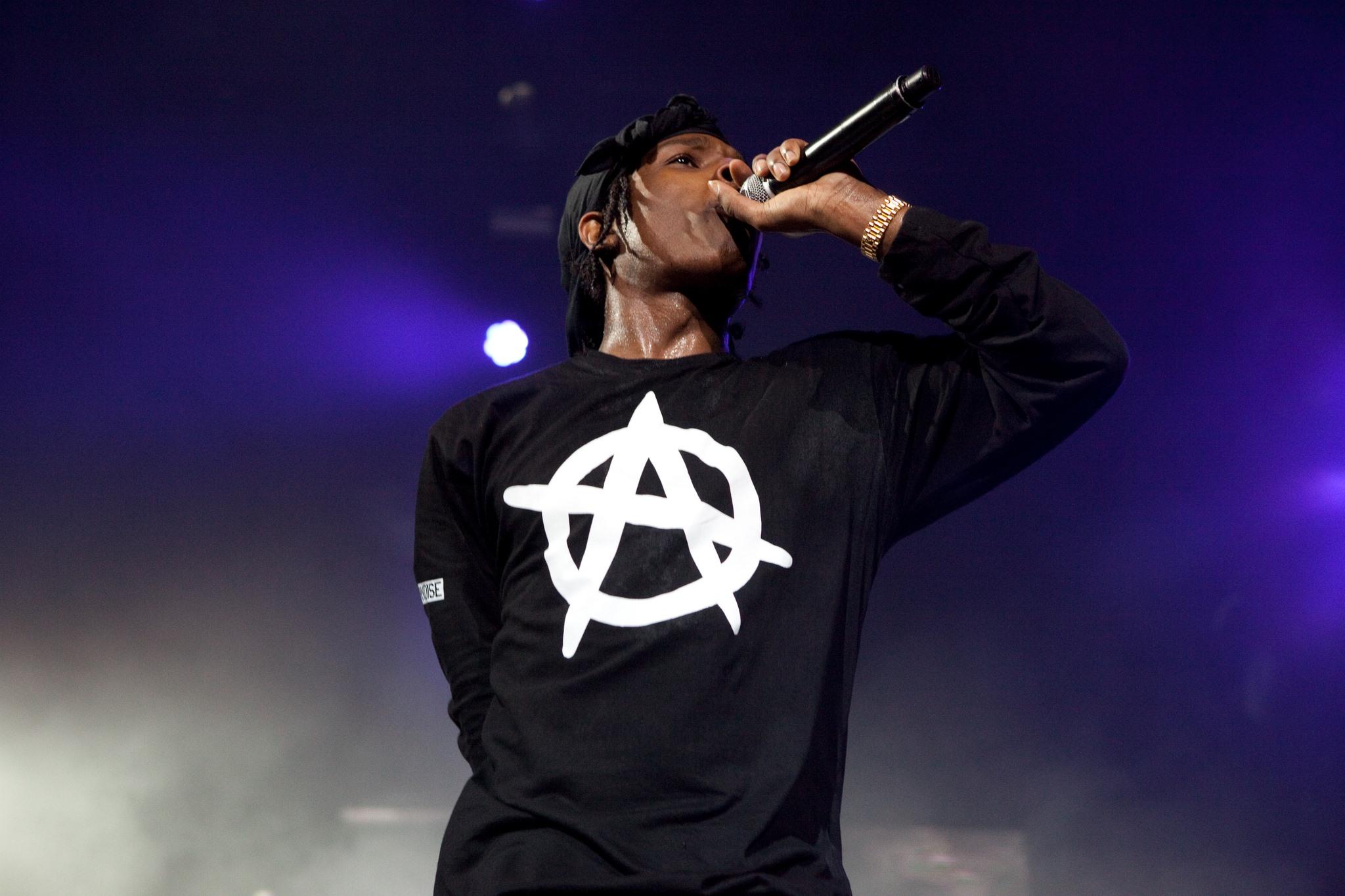 A$AP Rocky pubblica il video di JD e un nuovo brano con Pharrell
