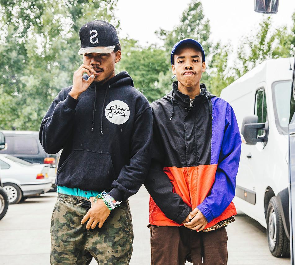 Chance The Rapper vuole formare un duo con Earl Sweatshirt
