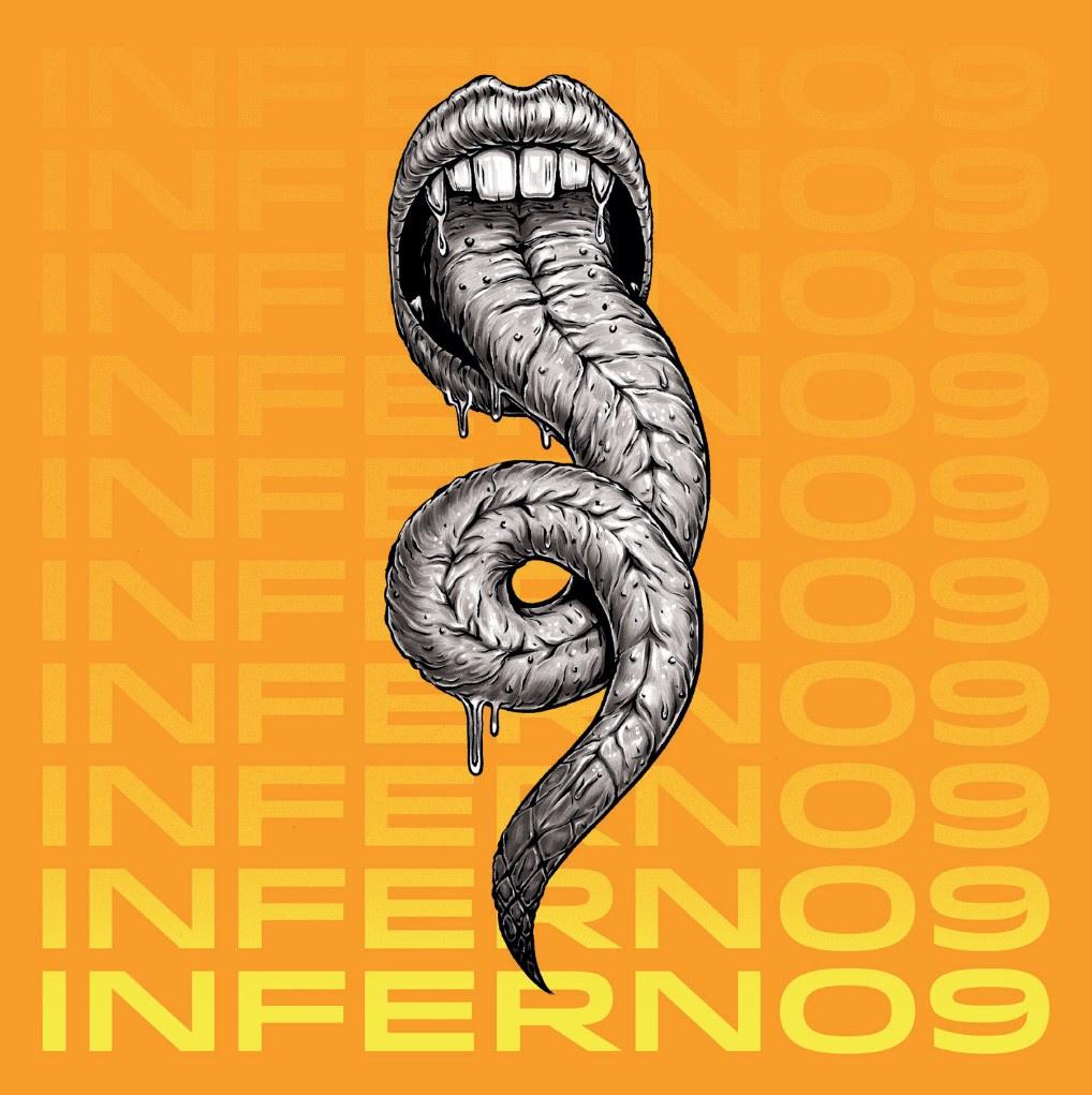 Dj 2P - Inferno 9 (album)