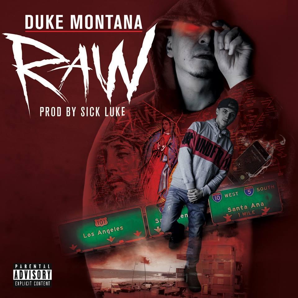 Duke Montana - Raw (album)