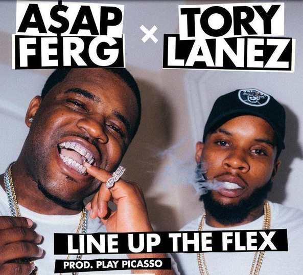 Line Up The Flex, fuori un inedito di ASAP Ferg con Tory Lanez