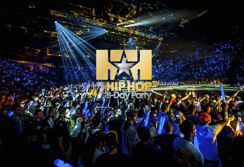7th Hip Hop Tv B-Day @ Mediolanum Forum (MI) - 29 Settembre