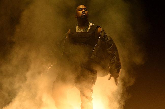 Kanye West svela la tracklist dell'album Swish