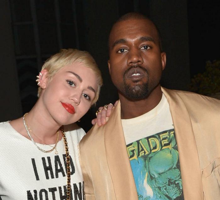 Black Skinhead Remix con Miley Cyrus e Travi$ Scott è fuori 2 anni dopo