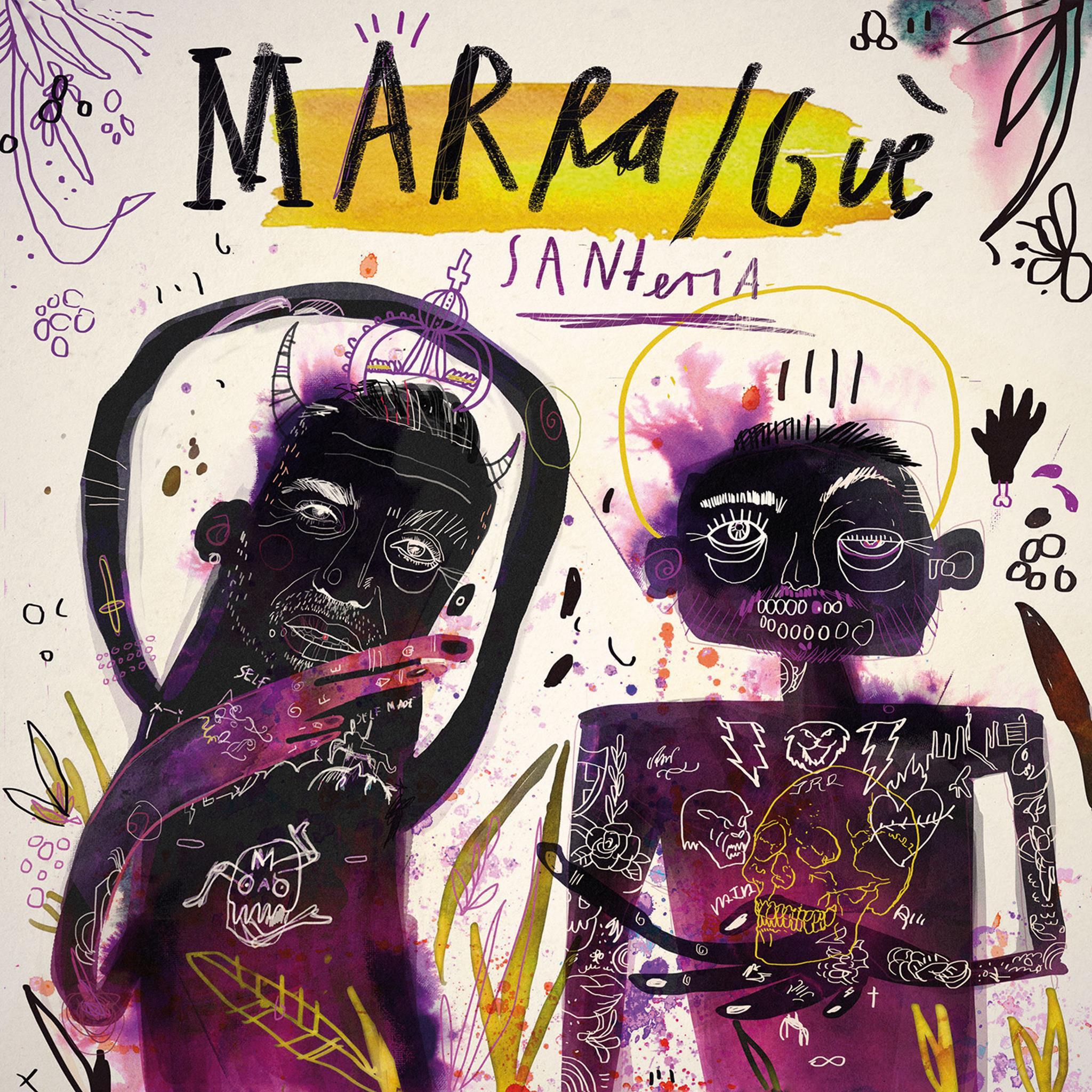 Marracash e Guè Pequeno - Santeria (album)