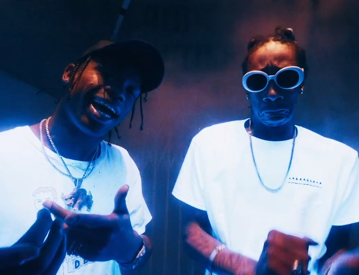 Bake Sale, il nuovo trippy-video di Wiz Khalifa e Travi$ Scott