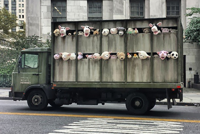 banksy-new-york-meat-truck