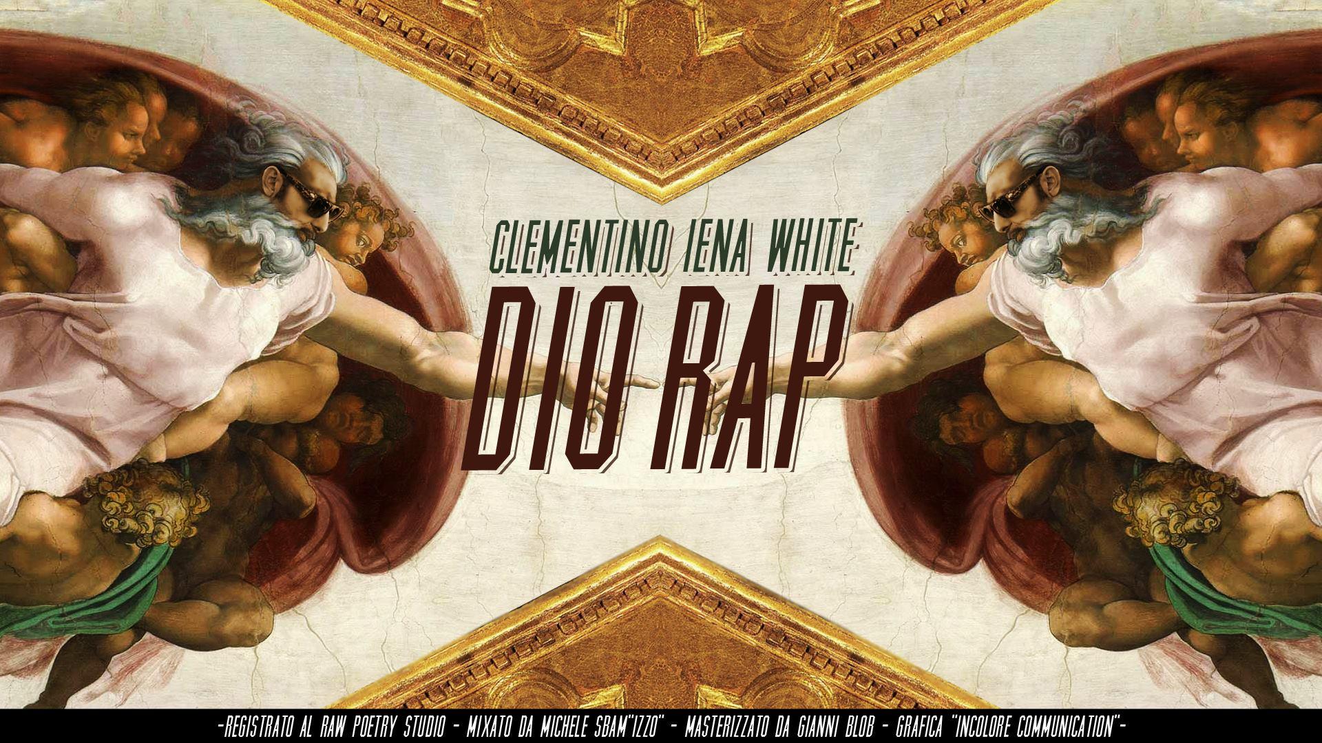 Clementino Dio Rap Hip Hop Rec