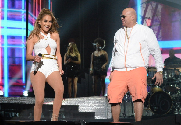 Fat Joe und Jennifer Lopez