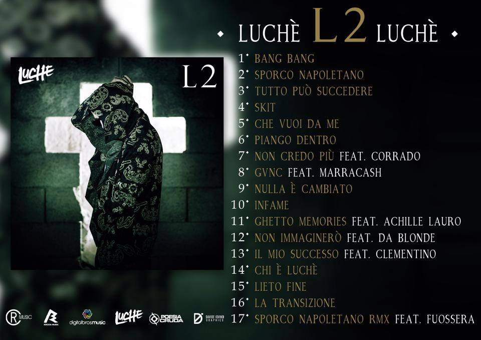 Luchè L2 Album Hip Hop Rec