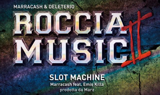 Slot machine emis killa testo
