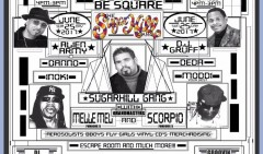 Be There or Be Square torna al Magnolia con la Sugar Hill Gang!