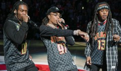 Migos: fuori il video di What The Price!