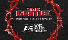 The Game omaggia Tupac Shakur nel brano Heaven 4 A Gangster