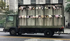 Banksy a New York: opere d'arte in movimento