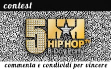 Hip Hop TV 5th B-day Party Contest