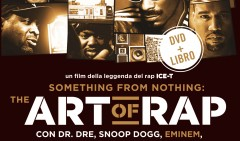 The Art Of Rap: ecco libro e dvd