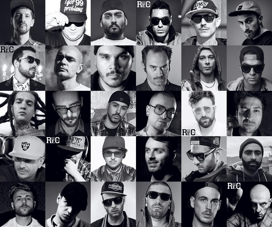 frasi rap hip hop italiane