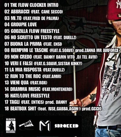 Emis Killa - The Flow Clocker (Mixtape)