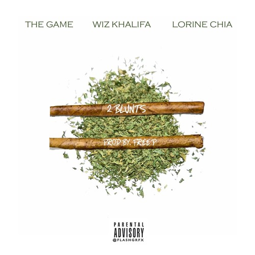 Two Blunts, l'inedito per il 4.20 di The Game e Wiz Khalifa