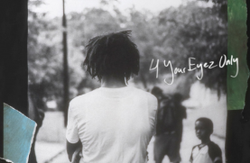 J. Cole annuncia il nuovo disco: fuori il 9 dicembre 4 Your Eyez Only