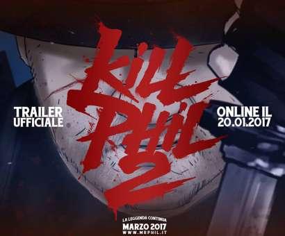 Kill Phil 2 di Mr.Phil fuori a marzo. Ecco il trailer con alcuni featuring!