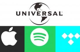 Universal dice basta alle esclusive streaming dei suoi artisti. Inizio di uno scontro?