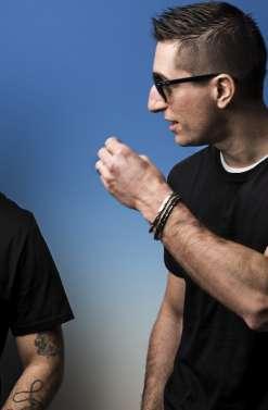 Diversi, ma così uguali: i ''Gemelli'' del Rap - Ape e Asher Kuno