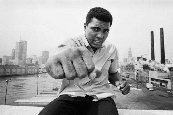 La lunga storia d'amore tra Muhammad Ali e l'Hip-Hop