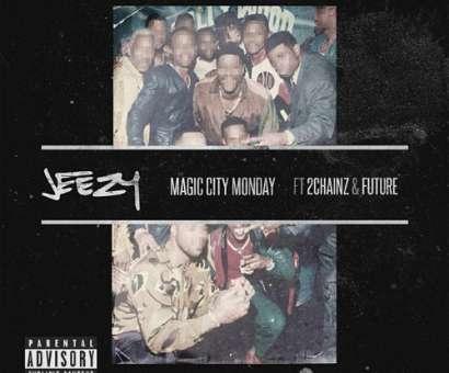 Jeezy, 2 Chainz e Future insieme nel video di Magic Monday City