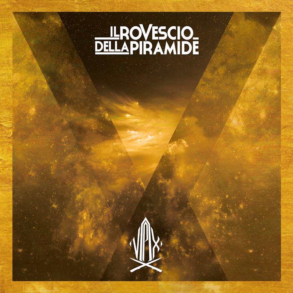 Vox P - Il rovescio della piramide   Album